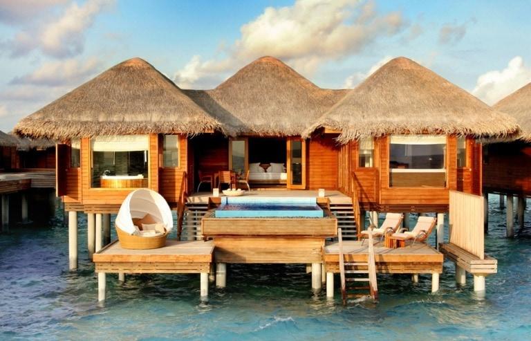 15 mejores hoteles en Maldivas todo incluido 3