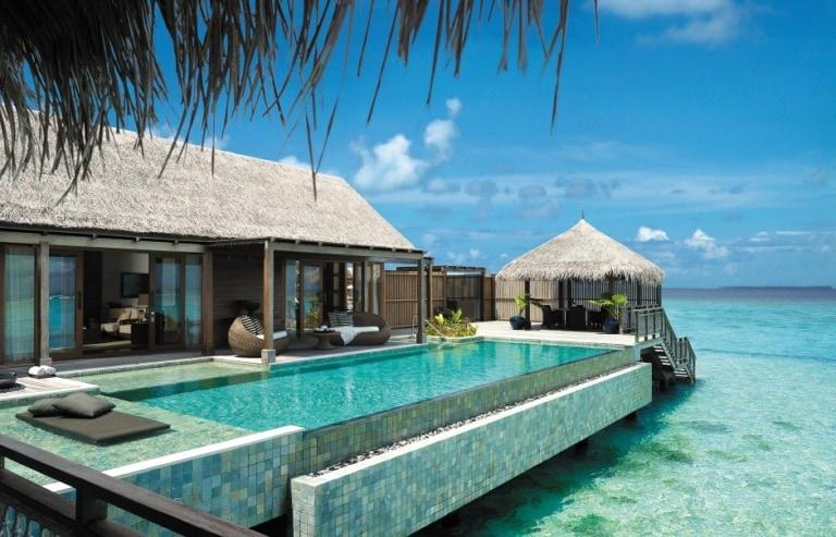15 mejores hoteles en Maldivas todo incluido 12