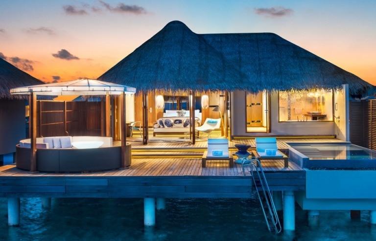 15 mejores hoteles en Maldivas todo incluido 8