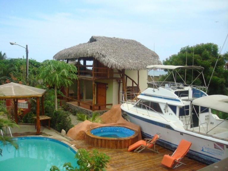 10 mejores hoteles en Puerto López 20