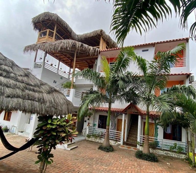 10 mejores hoteles en Puerto López 19