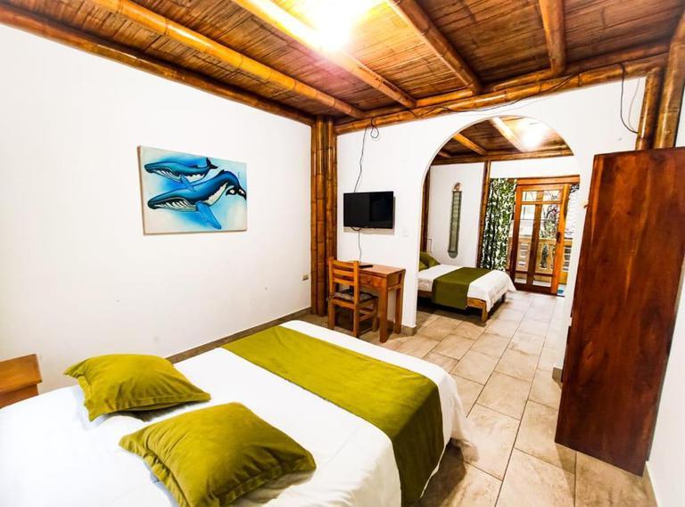 10 mejores hoteles en Puerto López 2