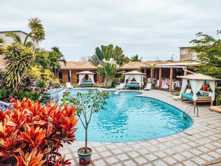 10 mejores hoteles en Puerto López 1