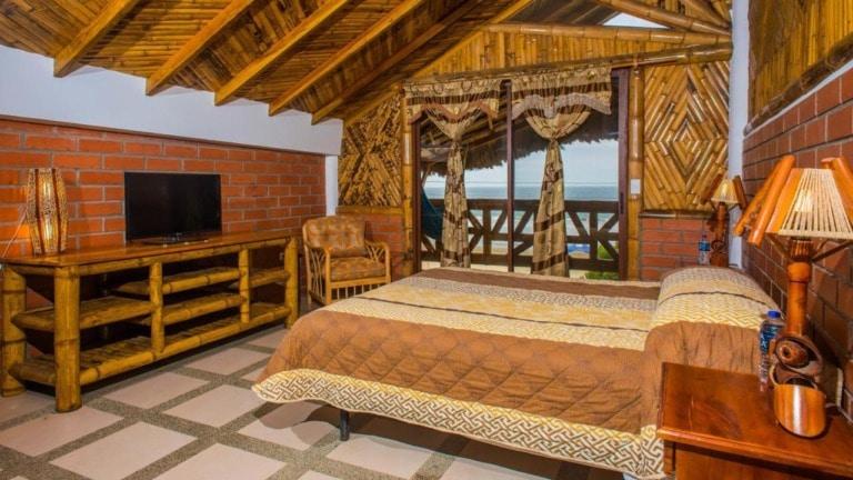 10 mejores hoteles en Puerto López 14