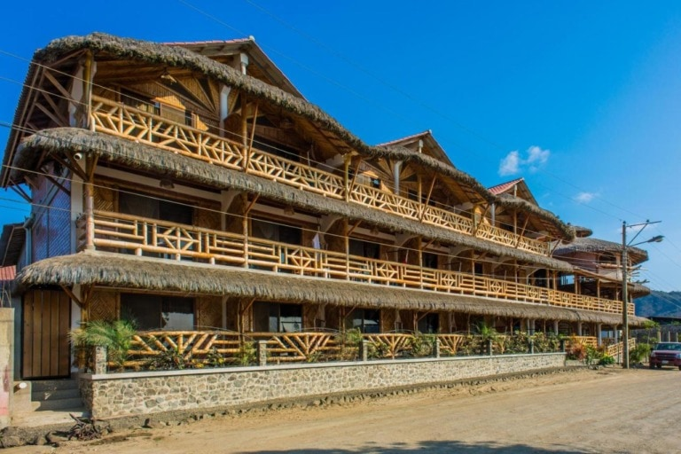 10 mejores hoteles en Puerto López 13