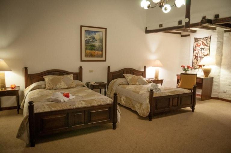 10 mejores hoteles en Riobamba 12