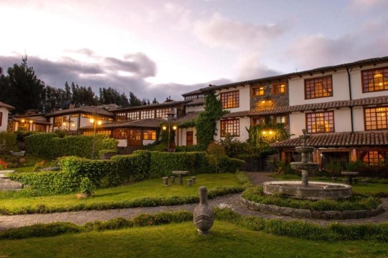 10 mejores hoteles en Riobamba 1
