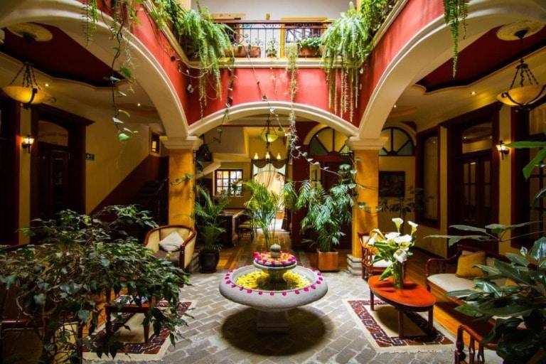 10 mejores hoteles en Riobamba 4