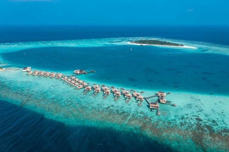 10 mejores hoteles sobre agua del mundo 9