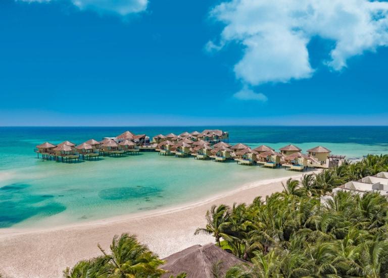 10 mejores hoteles sobre agua del mundo 8