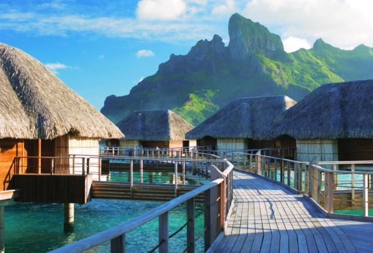 10 mejores hoteles sobre agua del mundo 2