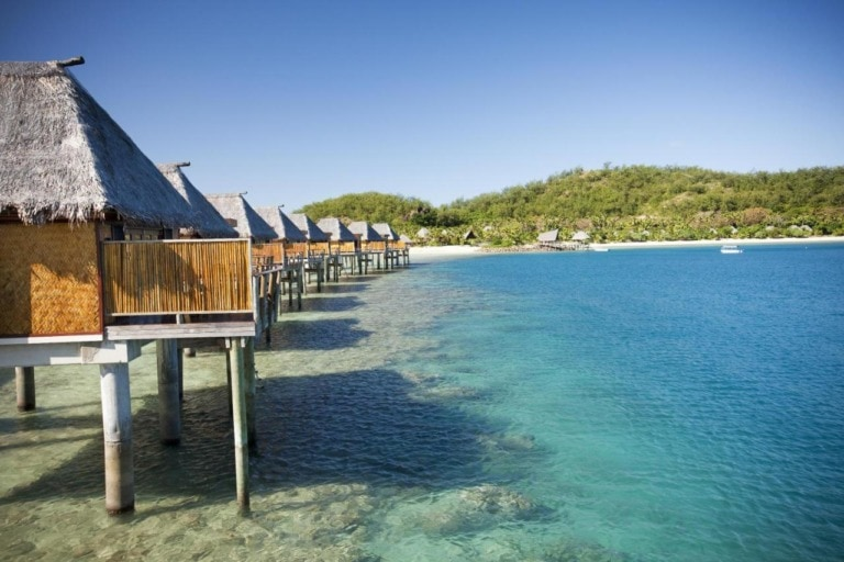 10 mejores hoteles sobre agua del mundo 1