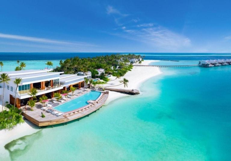10 mejores hoteles sobre agua del mundo 4