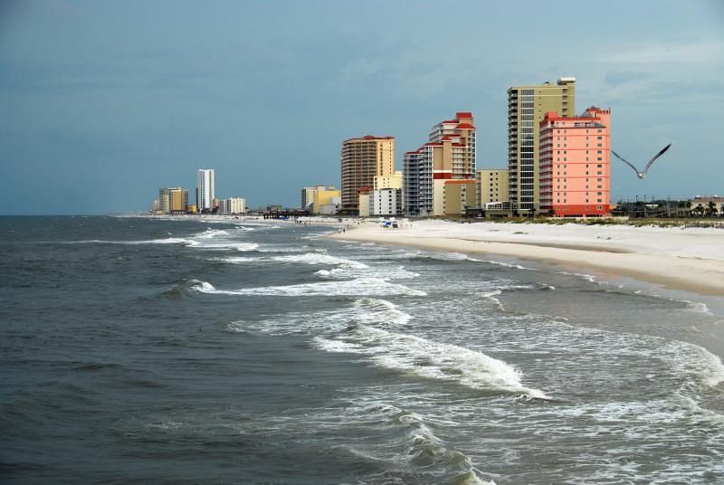 13 mejores playas de Alabama 1