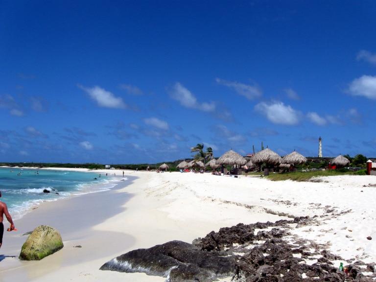 17 mejores playas de Aruba 3
