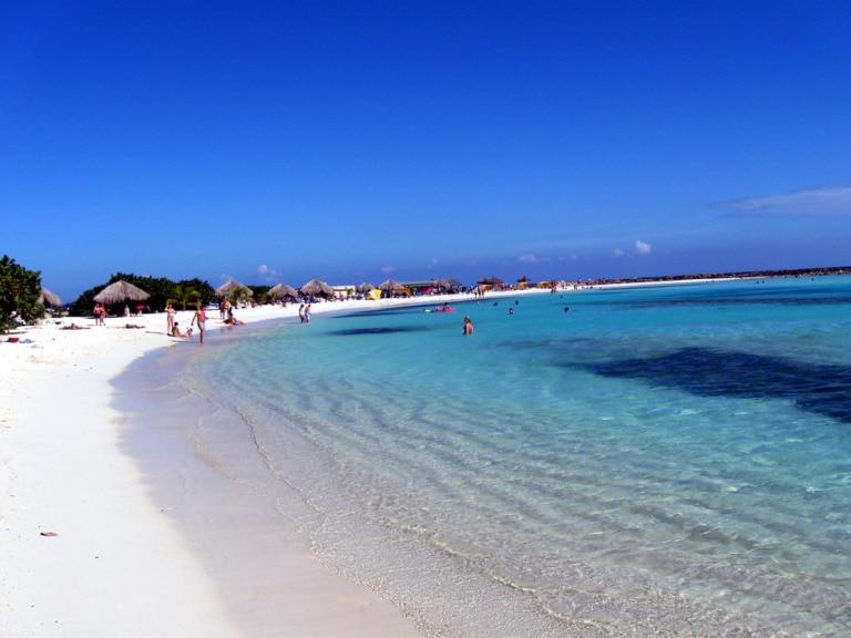 17 mejores playas de Aruba 4