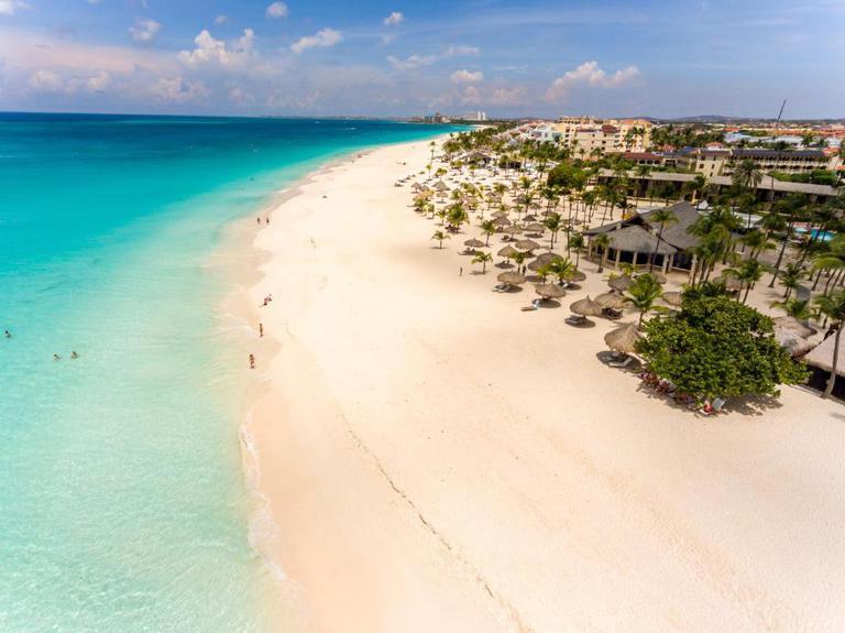 17 mejores playas de Aruba 12