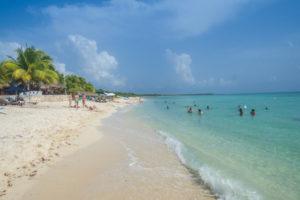 17 mejores playas de Cozumel 10