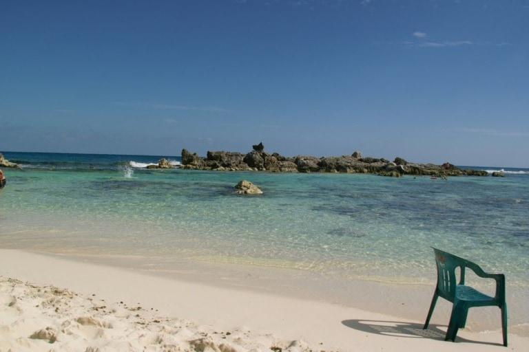 17 mejores playas de Cozumel 3