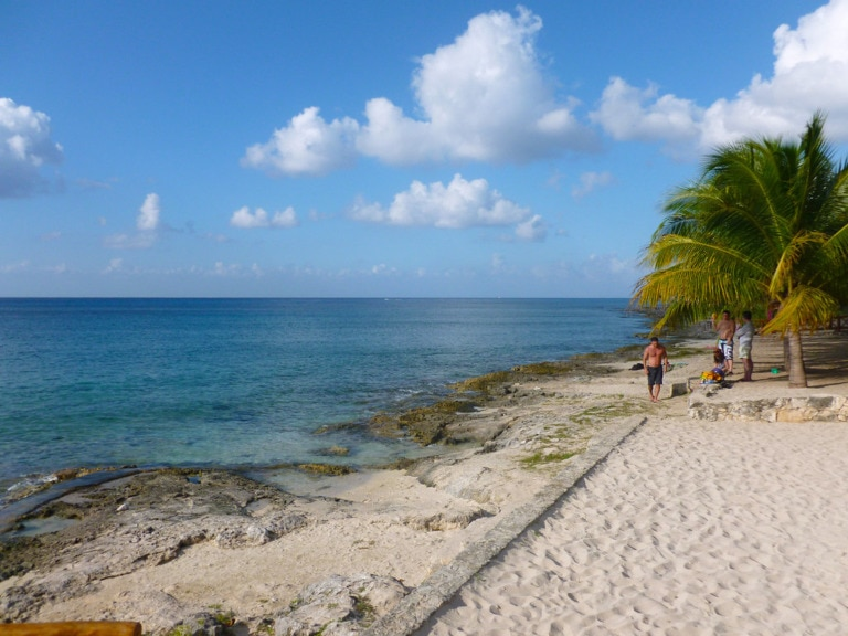 17 mejores playas de Cozumel 7