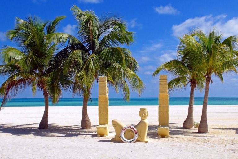 17 mejores playas de Cozumel 11