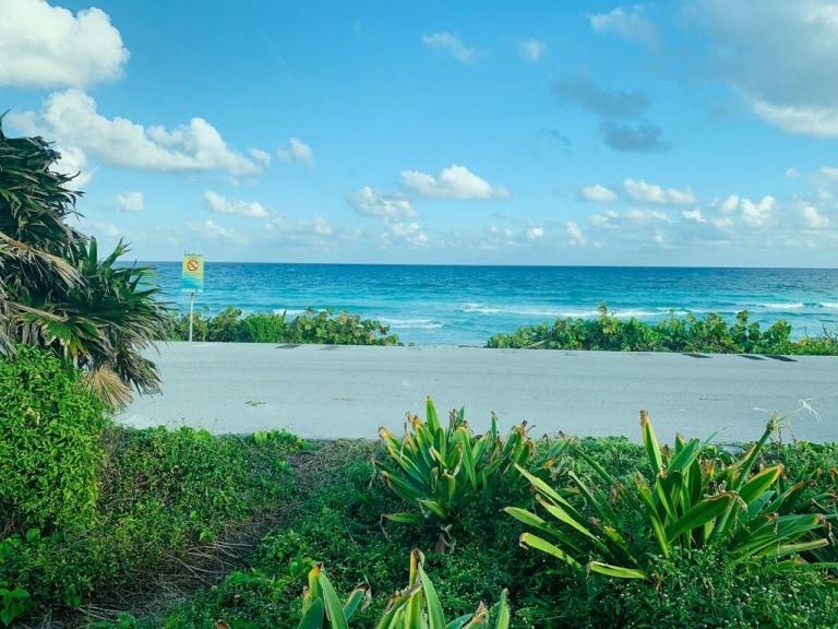 17 mejores playas de Cozumel 13