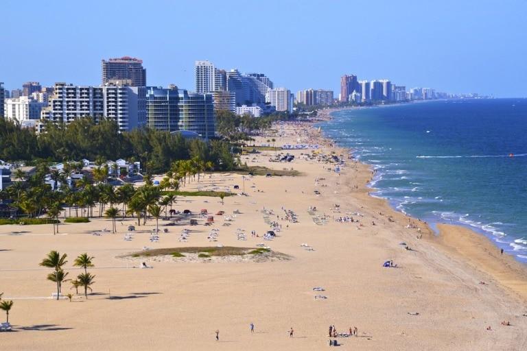 10 mejores playas de Fort Lauderdale 1
