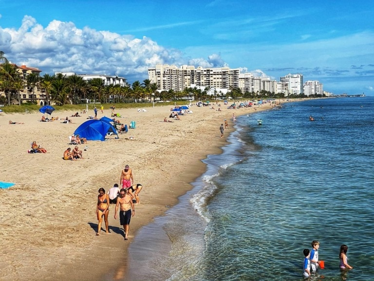 10 mejores playas de Fort Lauderdale 10