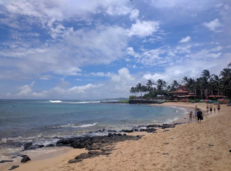 19 mejores playas de Hawaii 11
