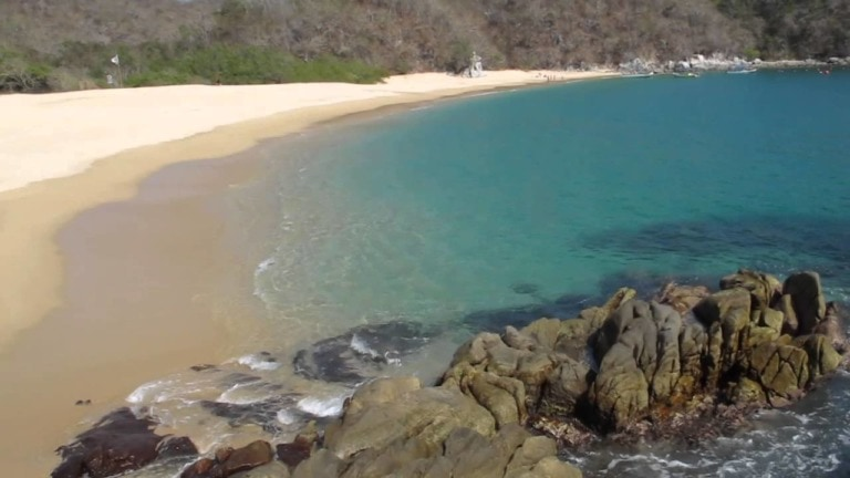 11 mejores playas de Huatulco 4