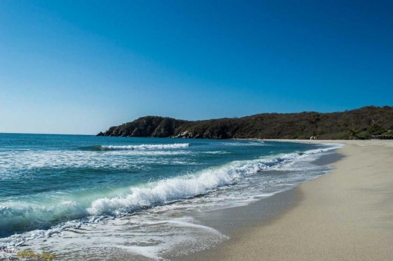 11 mejores playas de Huatulco 10
