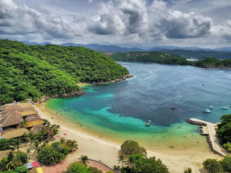11 mejores playas de Huatulco 1
