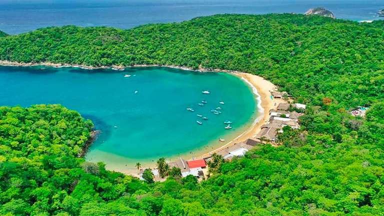 11 mejores playas de Huatulco 7