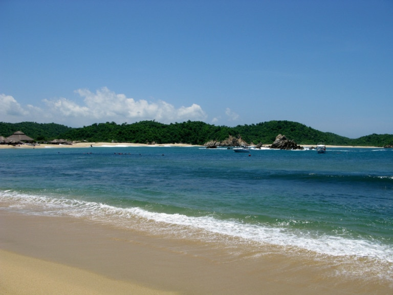 11 mejores playas de Huatulco 2