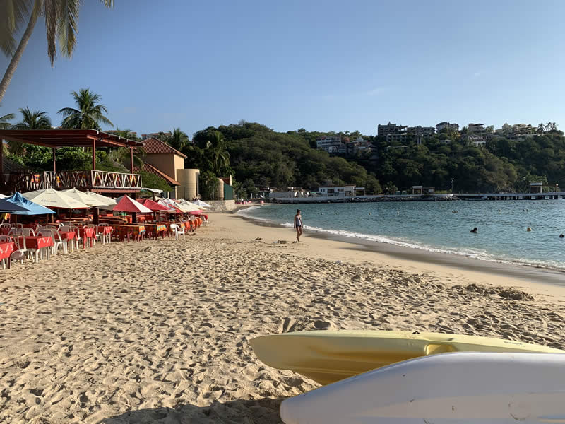 11 mejores playas de Huatulco 11