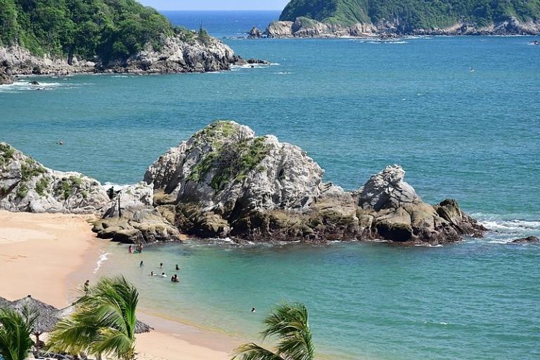 11 mejores playas de Huatulco 9