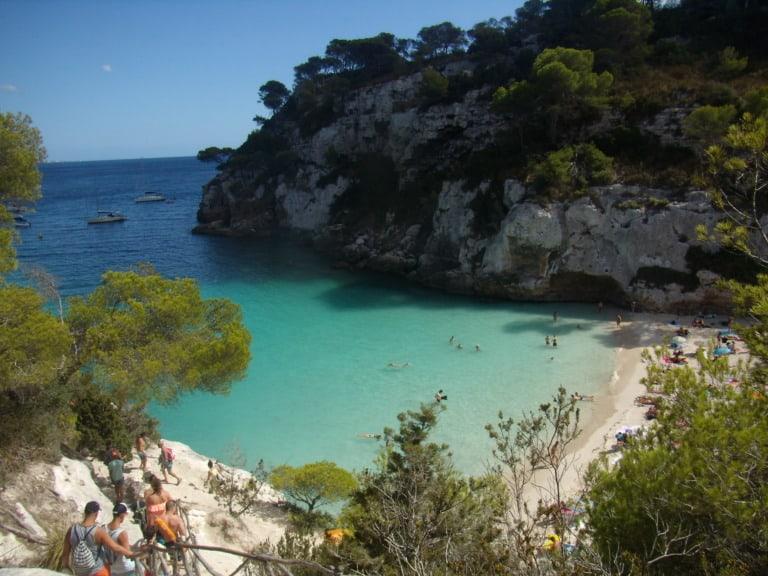 17 mejores playas de Islas Baleares 8