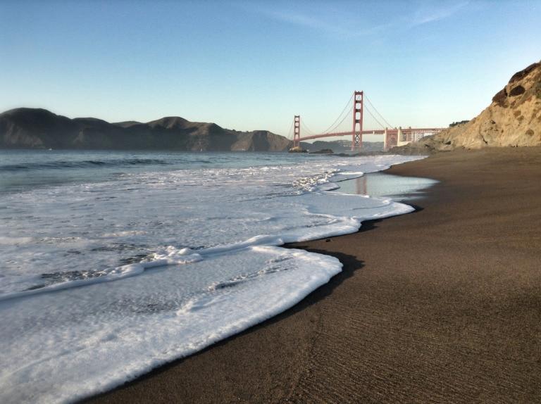 28 mejores playas de la Bahía de San Francisco 1