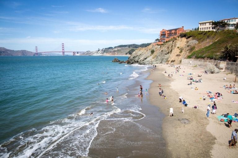 28 mejores playas de la Bahía de San Francisco 23