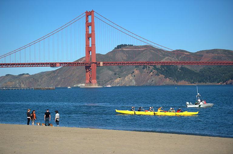 28 mejores playas de la Bahía de San Francisco 14