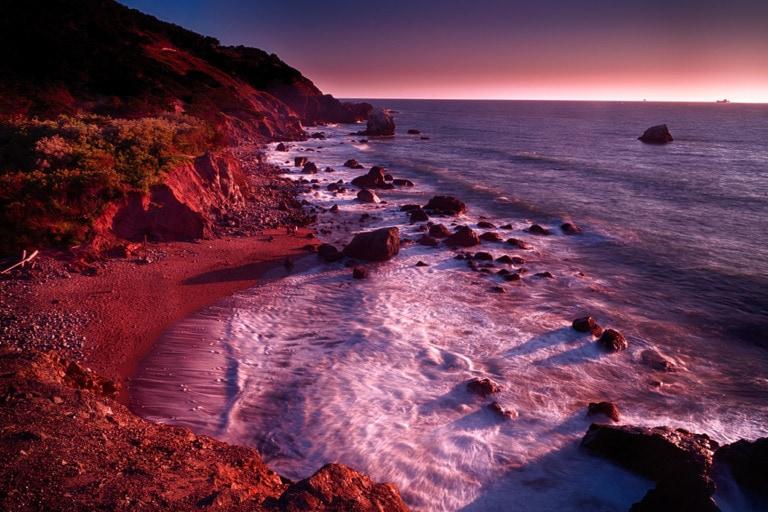 28 mejores playas de la Bahía de San Francisco 16