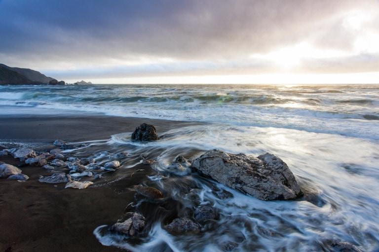 28 mejores playas de la Bahía de San Francisco 12
