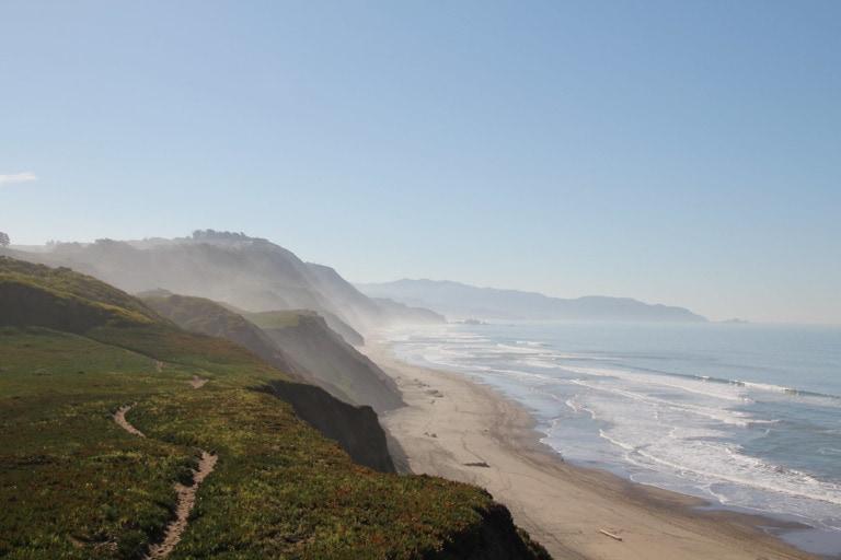 28 mejores playas de la Bahía de San Francisco 13