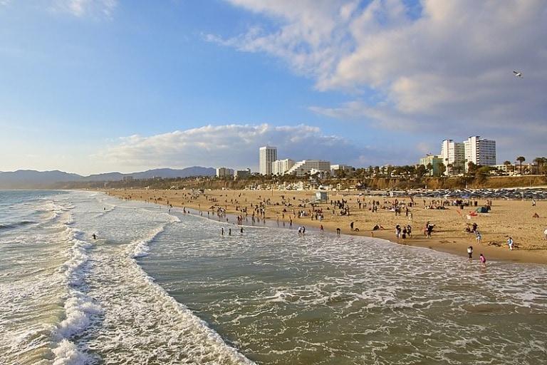 17 mejores playas de Los Ángeles 14
