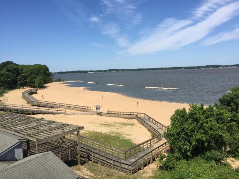 16 mejores playas de Maryland 10