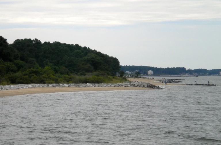 16 mejores playas de Maryland 13