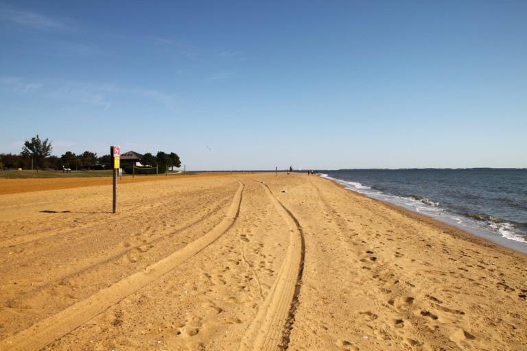 16 mejores playas de Maryland 3