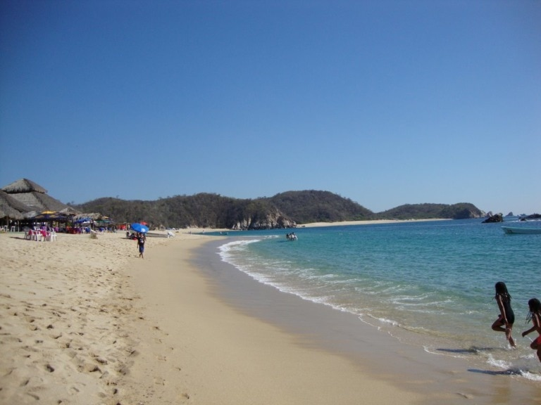 10 mejores playas de Oaxaca 2
