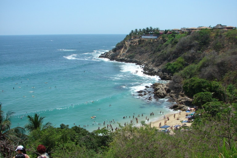 10 mejores playas de Oaxaca 4