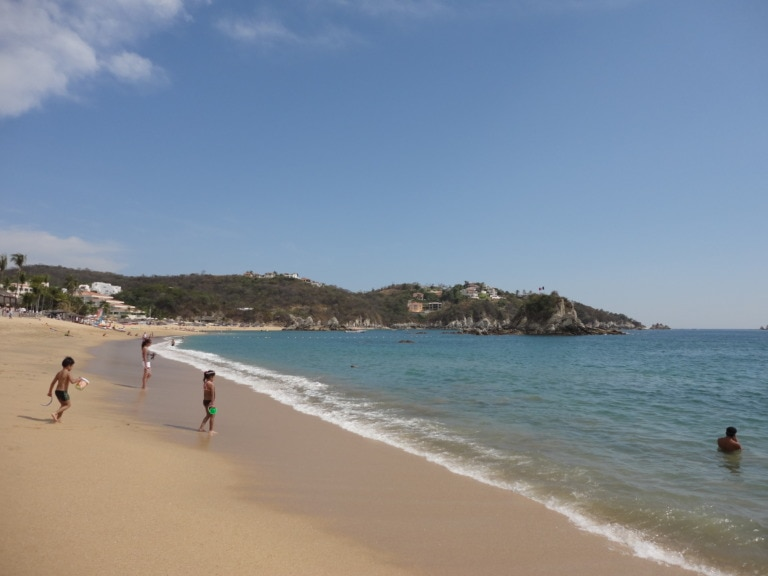 10 mejores playas de Oaxaca 1